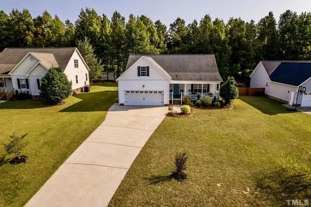 297 Braddock Drive, Lillington, NC 27548 (#2408344) :: Raleigh Cary Realty