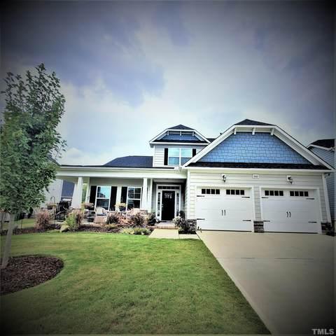3405 Fontana Lake Drive, Fuquay Varina, NC 27526 (#2408345) :: Log Pond Realty