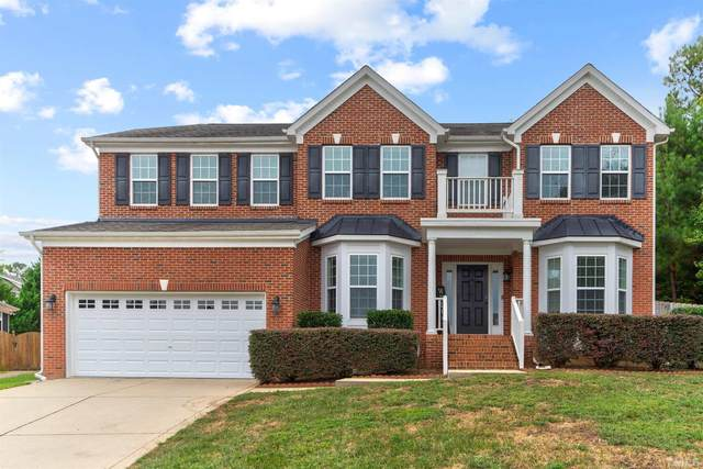 113 Presley Snow Court, Holly Springs, NC 27540 (#2408367) :: Dogwood Properties