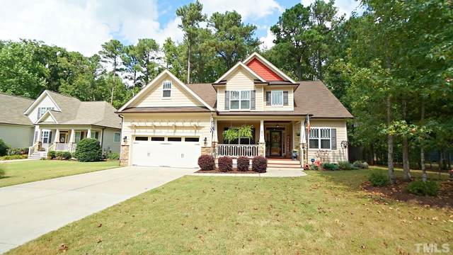 180 Paddy Lane, Youngsville, NC 27596 (MLS #2408376) :: EXIT Realty Preferred