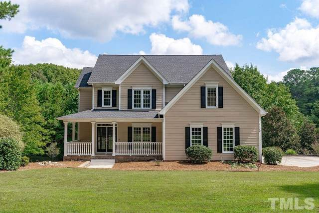 1133 Bass Lake Road, Holly Springs, NC 27540 (#2408378) :: Log Pond Realty