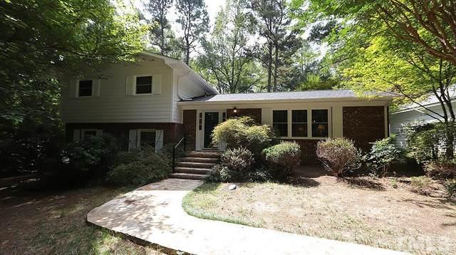 923 Crestwood Lane, Chapel Hill, NC 27517 (#2408380) :: Log Pond Realty