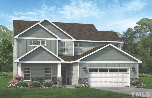 142 Northview Drive, Middlesex, NC 27557 (#2408407) :: Dogwood Properties