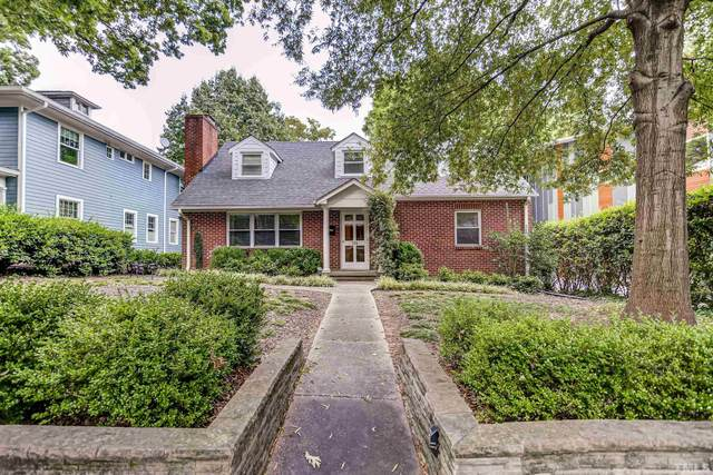 124 Hawthorne Road, Raleigh, NC 27605 (#2408419) :: Triangle Just Listed