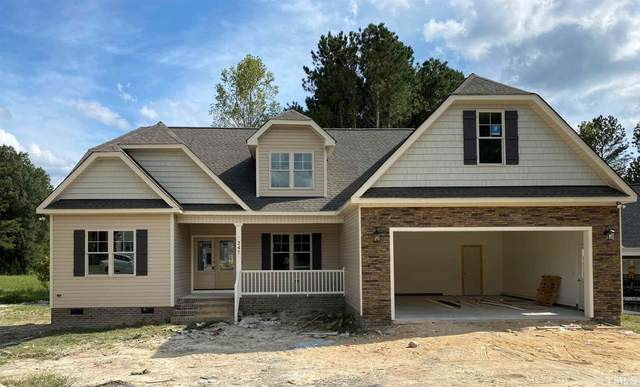 247 Muscadine Way Lot 15, Smithfield, NC 27577 (#2408426) :: Kim Mann Team