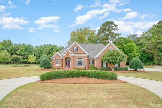 187 Huntington Drive, Dunn, NC 28334 (#2408442) :: Dogwood Properties