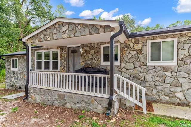 8321 James Rest Home Road, New Hill, NC 27562 (#2408452) :: Rachel Kendall Team