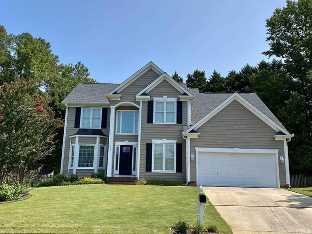 409 Brook Creek Drive, Cary, NC 27519 (#2408469) :: Dogwood Properties