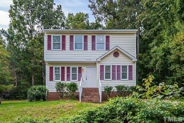 5633 Millrace Trail, Raleigh, NC 27606 (#2408476) :: Marti Hampton Team brokered by eXp Realty