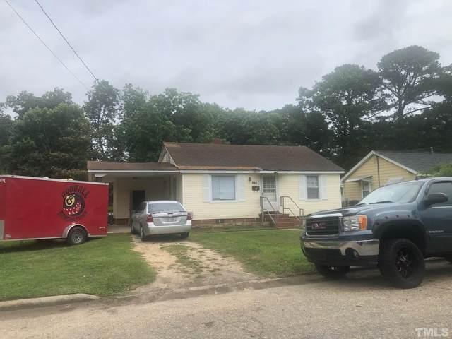 903 E Pope Street, Dunn, NC 28334 (#2408492) :: Dogwood Properties