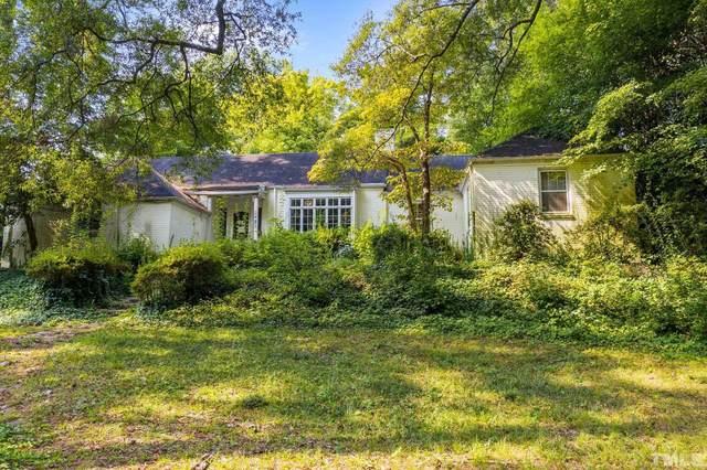 2729 Cambridge Road, Raleigh, NC 27608 (#2408511) :: Dogwood Properties