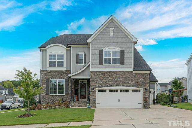 2001 Prairie Dog Drive, Wake Forest, NC 27587 (#2408517) :: Triangle Just Listed