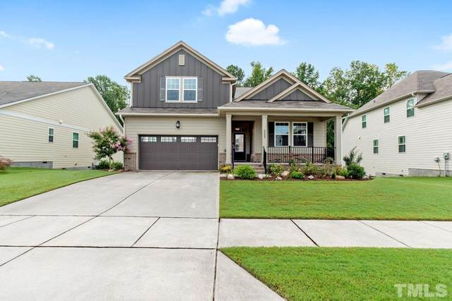 2233 Longmont Drive, Wake Forest, NC 27587 (#2408551) :: The Helbert Team