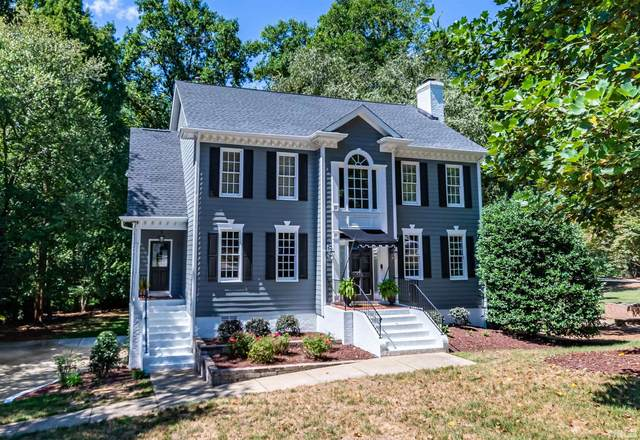 6117 Battleford Drive, Raleigh, NC 27612 (#2408553) :: Real Estate By Design