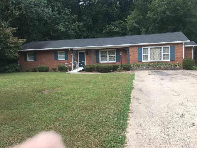 72 Henderson Road, Roxboro, NC 27573 (#2408556) :: Scott Korbin Team