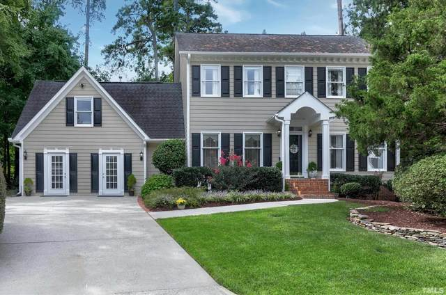 117 Stokesay Court, Cary, NC 27513 (#2408567) :: Marti Hampton Team brokered by eXp Realty