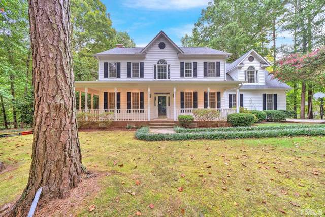209 Stillwood Drive, Wake Forest, NC 27587 (#2408571) :: Triangle Just Listed