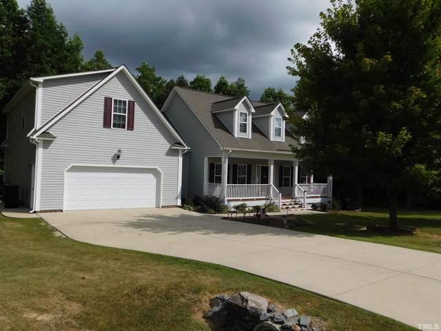 133 Phobos Place, Garner, NC 27529 (#2408575) :: Dogwood Properties