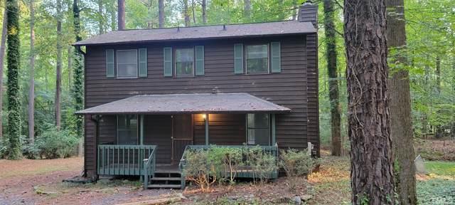 17 East Drive, Chapel Hill, NC 27516 (#2408583) :: Dogwood Properties