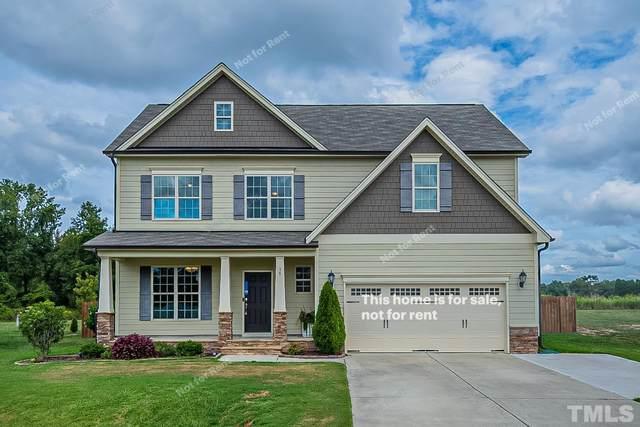35 Waterpine Drive, Garner, NC 27529 (#2408594) :: Dogwood Properties
