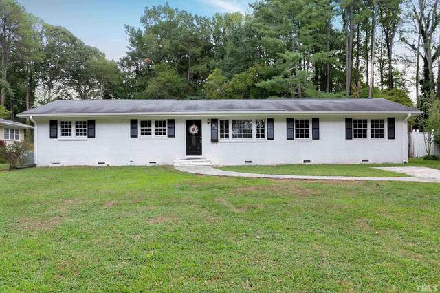 1325 Sycamore Drive, Garner, NC 27529 (#2408598) :: The Blackwell Group