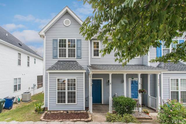 2108 Turtle Point, Raleigh, NC 27604 (#2408609) :: Bright Ideas Realty