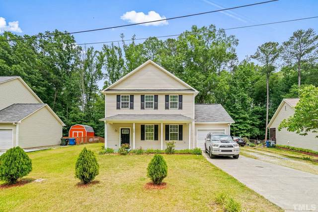 3821 Valley Dale Drive, Durham, NC 27703 (#2408613) :: Log Pond Realty