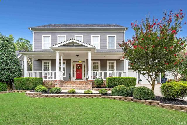 120 Redhill Road, Holly Springs, NC 27540 (MLS #2408620) :: The Oceanaire Realty