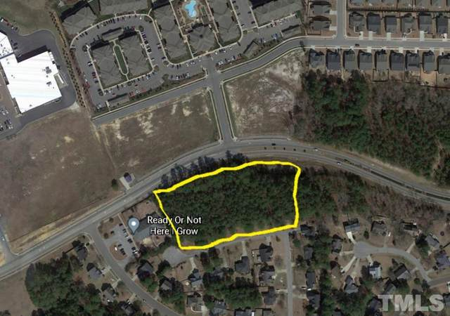 0 Blanchard Street, Fuquay Varina, NC 27526 (#2408665) :: M&J Realty Group
