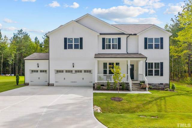 2308 Blue Crab Court, Wake Forest, NC 27587 (#2408668) :: Southern Realty Group