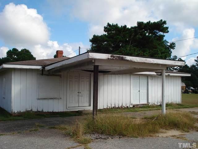 855 Antioch Church Road, Dunn, NC 28334 (#2408669) :: Dogwood Properties