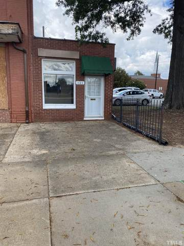 121 W Harden Street, Graham, NC 27253 (#2408673) :: Dogwood Properties