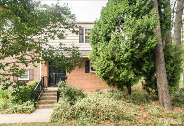 6329 New Market Way #6329, Raleigh, NC 27615 (#2408677) :: RE/MAX Real Estate Service