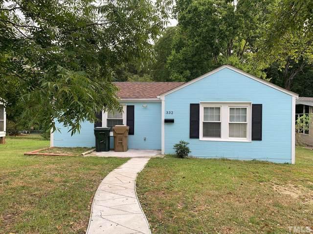 332 W Barnes Street, Clayton, NC 27520 (#2408689) :: Triangle Just Listed