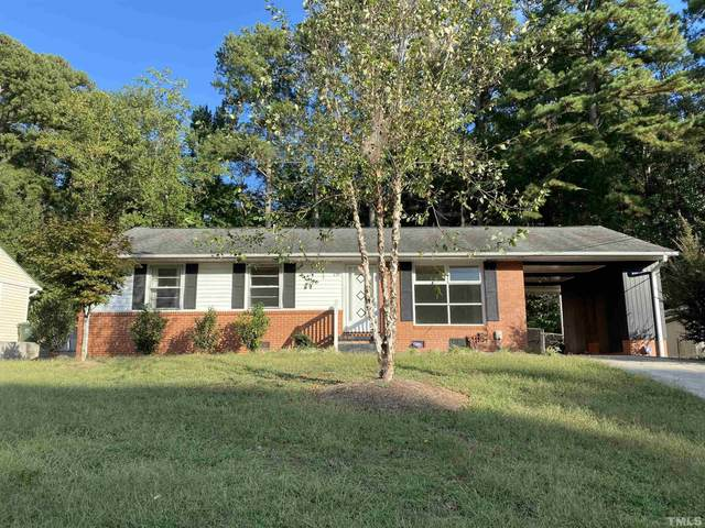 439 Glenbrook Drive, Raleigh, NC 27610 (#2408699) :: Raleigh Cary Realty