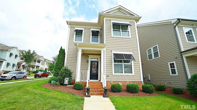 105 Broyles Court, Holly Springs, NC 27540 (#2408711) :: The Tammy Register Team