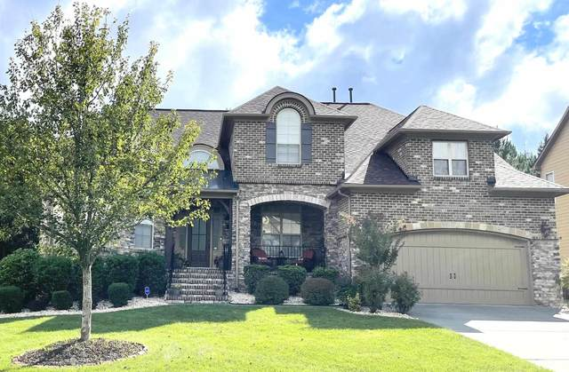 1802 Old London Way, Cary, NC 27513 (#2408715) :: Triangle Just Listed