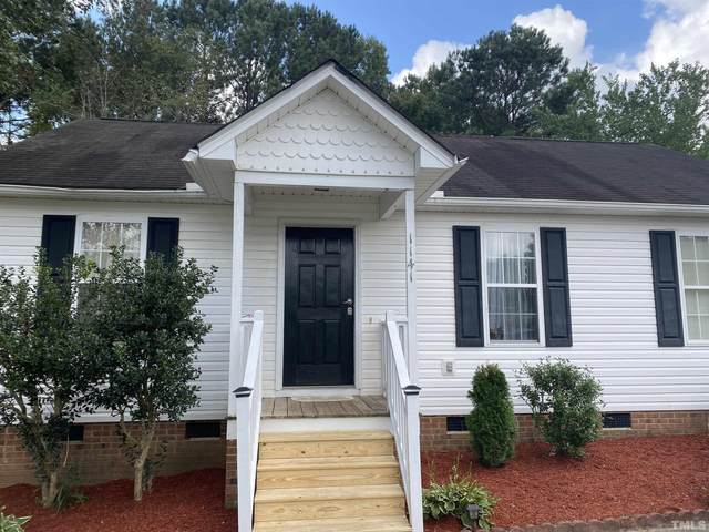 1141 Grovewood Drive, Clayton, NC 27520 (#2408717) :: Triangle Just Listed