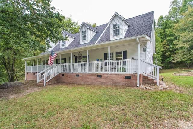 5019 Dorsey Road, Oxford, NC 27565 (#2408753) :: RE/MAX Real Estate Service