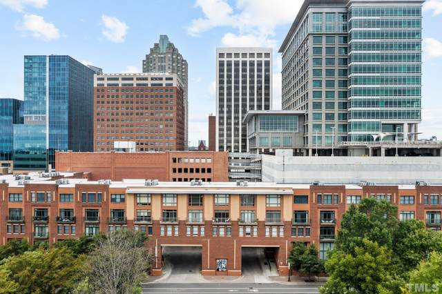 444 S Blount Street #309, Raleigh, NC 27601 (#2408754) :: RE/MAX Real Estate Service