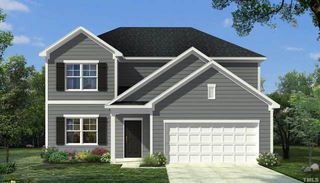 96 Anstridge Lane #24, Zebulon, NC 27597 (#2408758) :: RE/MAX Real Estate Service