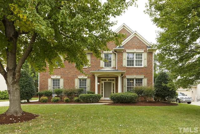 228 Shillings Chase Drive, Cary, NC 27518 (#2408825) :: Rachel Kendall Team