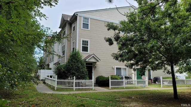 8621 Neuse Club Lane #101, Raleigh, NC 27616 (MLS #2408833) :: The Oceanaire Realty