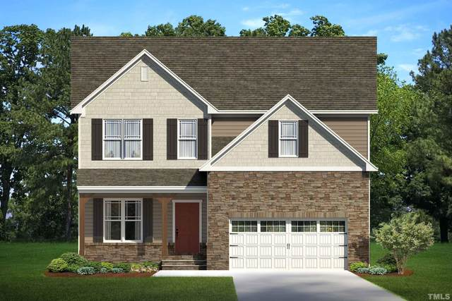 124 Marago Way 299 Millie D, Clayton, NC 27527 (#2408840) :: Raleigh Cary Realty