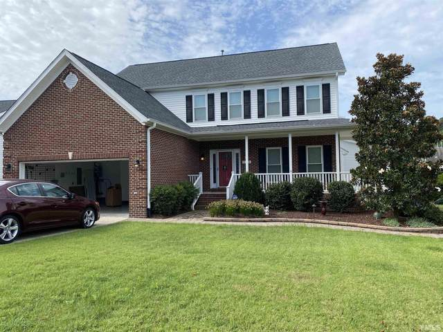 2105 Echo Glen Lane, Apex, NC 27523 (#2408845) :: Triangle Just Listed