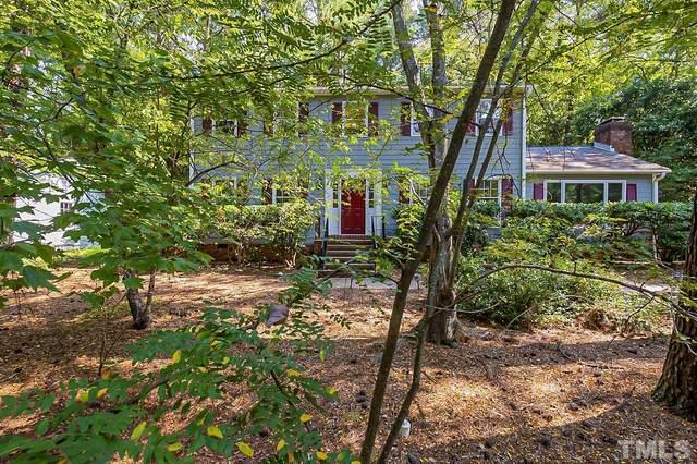 2447 Honeysuckle Road, Chapel Hill, NC 27514 (#2408862) :: Log Pond Realty
