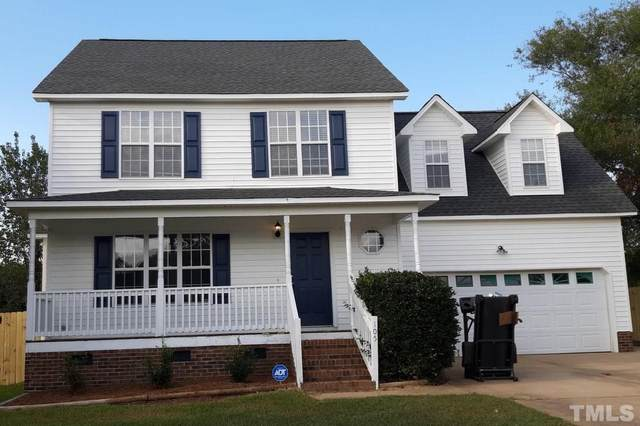 105 Breezewood Lane, Clayton, NC 27520 (#2408870) :: Rachel Kendall Team