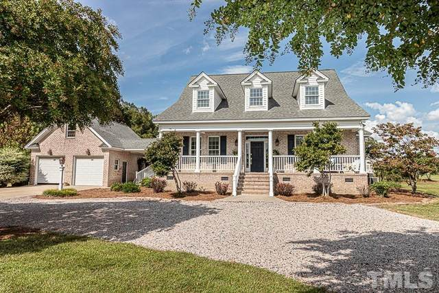 5893 Tar River Cove Drive, Rocky Mount, NC 27803 (#2408880) :: The Blackwell Group