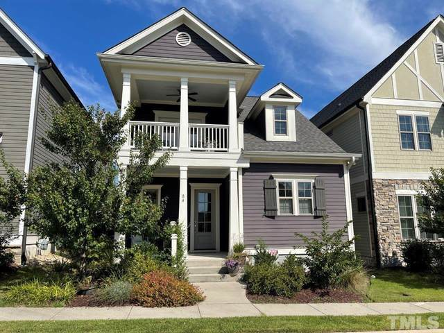 84 Monarch Trail, Chapel Hill, NC 27516 (#2408902) :: Southern Realty Group