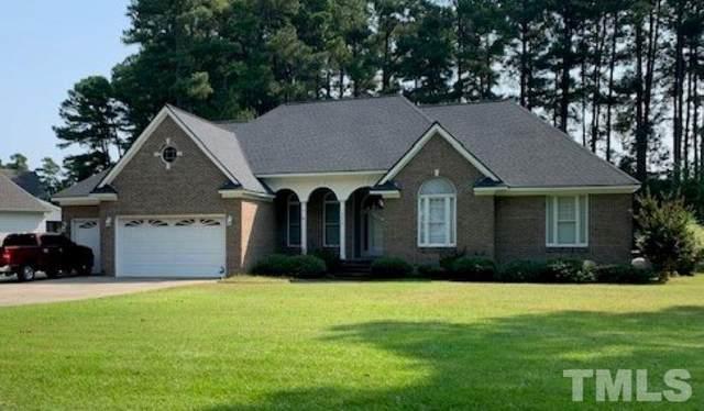 5019 N Country Club Drive, Wilson, NC 27896 (#2408906) :: Scott Korbin Team